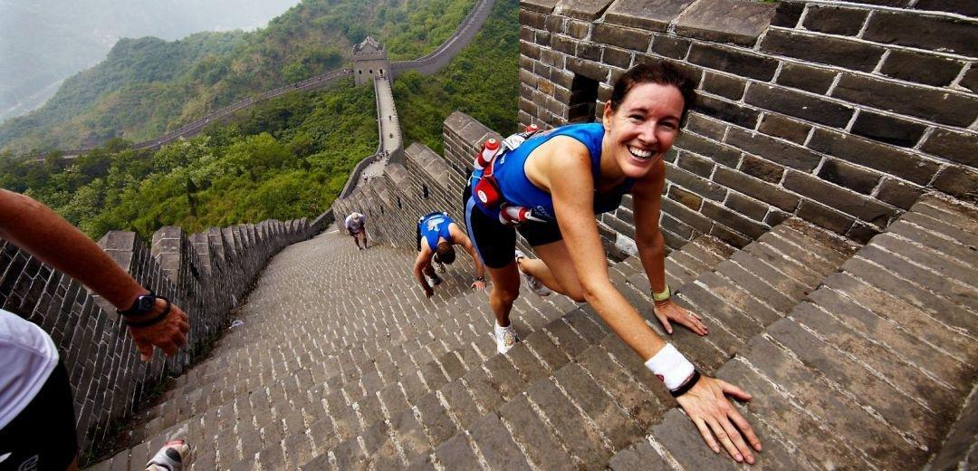 1-Day Great Wall Hiking from Jinshanling to Simatai West