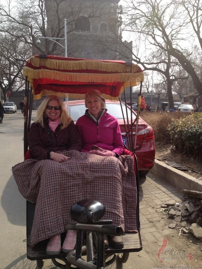Hutong Tour in Xicheng District