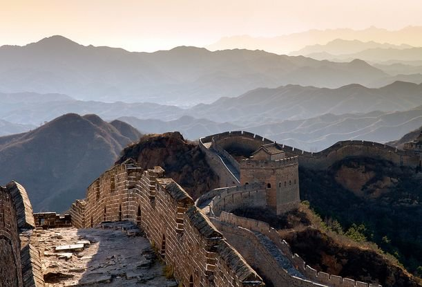 1-Day Wild Great Wall Hiking from Gubeikou to Jinshanling(5hours; 10km)