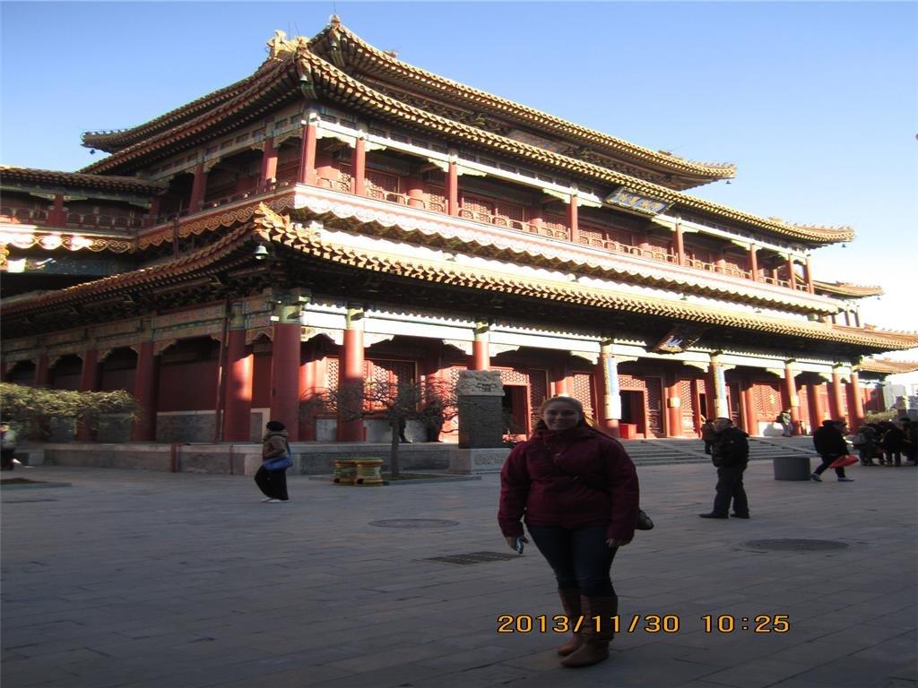 雍和宫万佛阁 1397