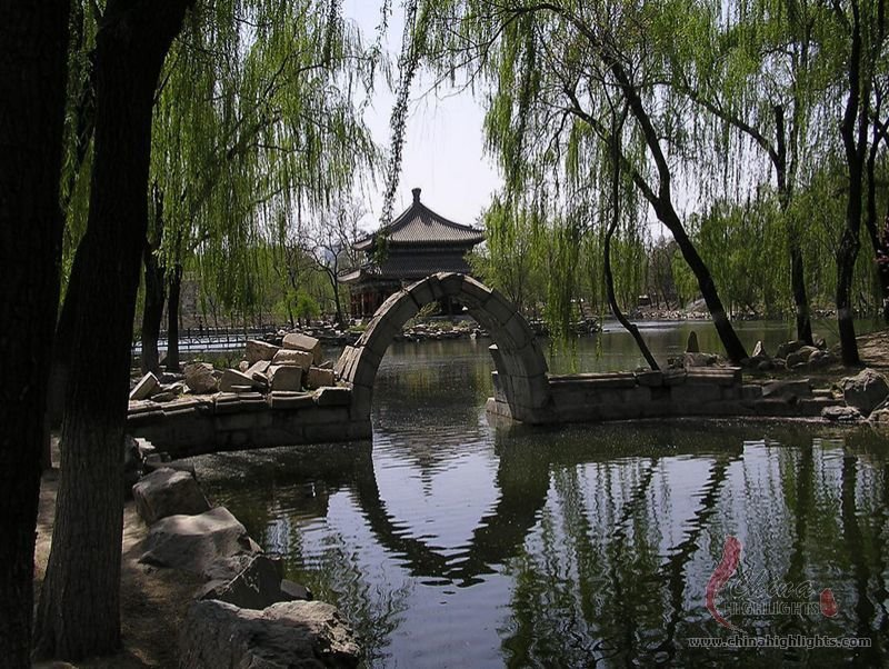 The Old Summer Palace