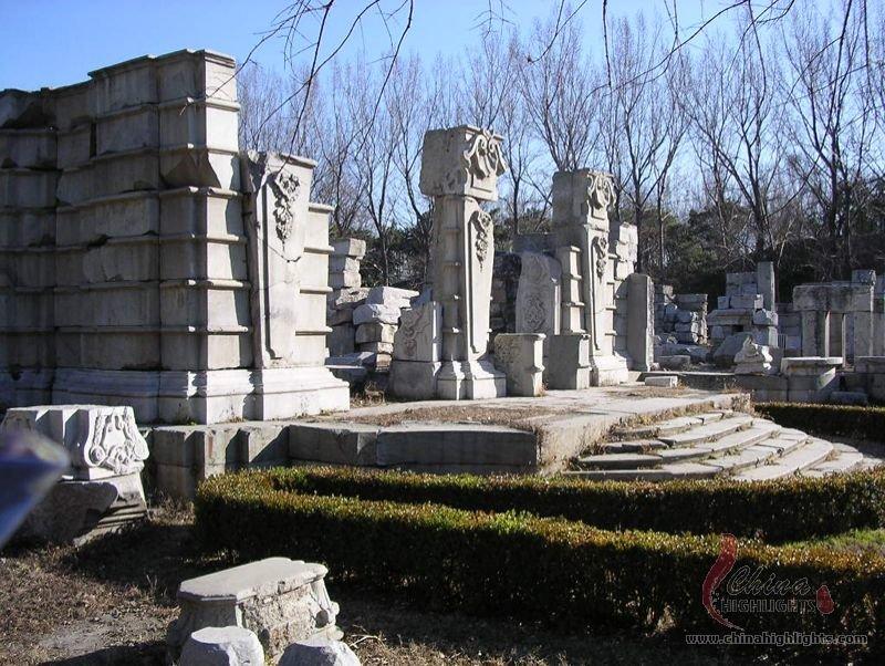 Ruins of the Fang Wai Guan