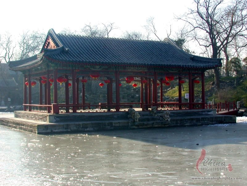 The Summer Palace Scenic Area