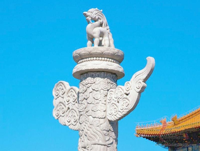 The Ornamental Column