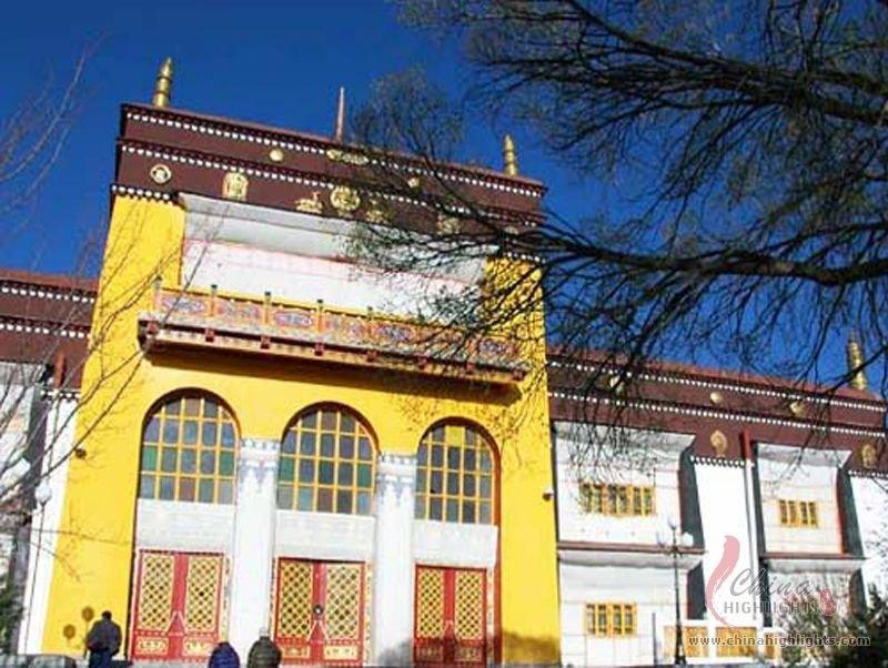 The New Palace of Panchen Lama