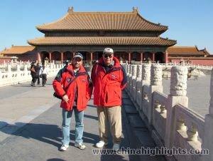 Beijing Post-Olympic Tour